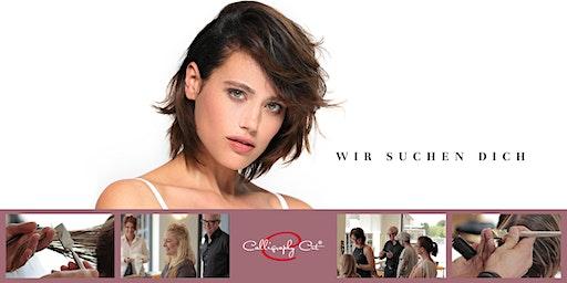 DÜSSELDORF - Haarmodelle für ein Calligraphy Cut Seminar gesucht