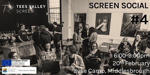 Tees Valley Screen Social #4