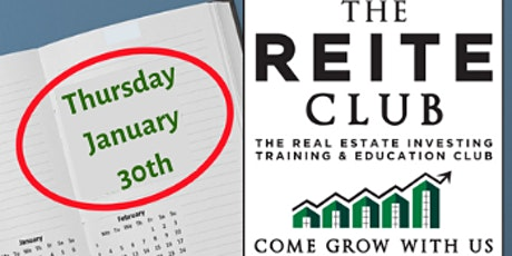 Real Estate Investing & Education - Monthly Event tickets