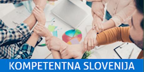 Kompetentna Slovenija tickets