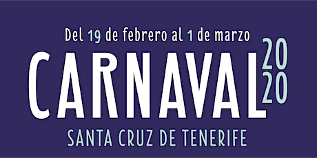 Final Murgas Adultas | Carnaval de Tenerife 2020 billets
