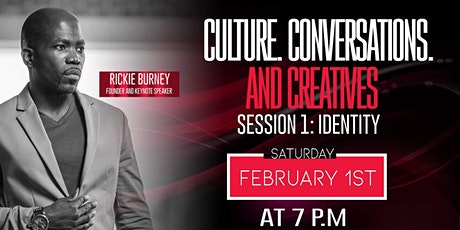 Culture, Conversations, and Creatives tickets