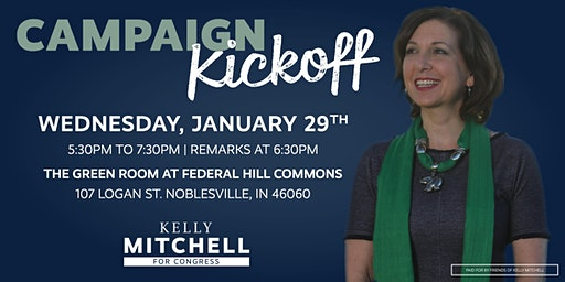 Kelly Mitchell Campaign Kickoff
