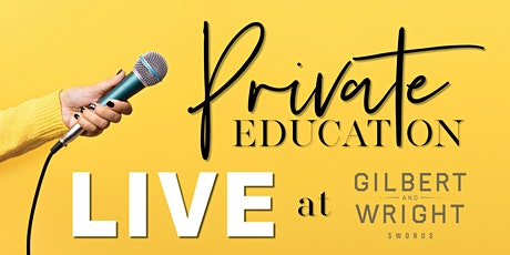Private Education: LIVE 26/03/20 tickets