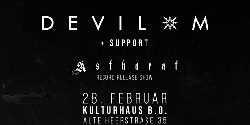 Devil-M // CD Release