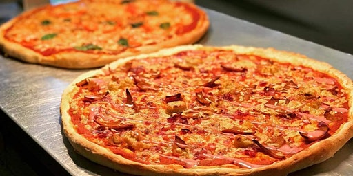 Kids (vegan) Pizza making session