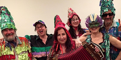 Mardi Gras Party with Aux Cajunals and Tri Tip Trio plus Dance Lesson with Mike Ferketich tickets