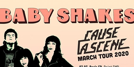 Stay Sick: BABY SHAKES + Bruno & the Outrageous Methods of Presention tickets
