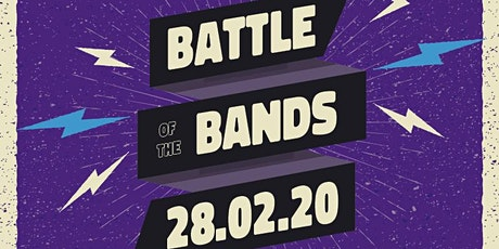 Battle of the Bands: Raise the Roof for St. Catherine's Hospice tickets
