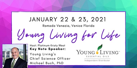 Young Living for Life Conference tickets
