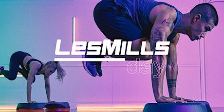 Les Mills Day Madrid Febrero 2020 entradas