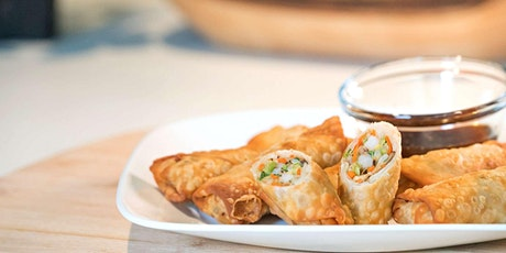Asian Small Bites - Cooking Class by Cozymeal™ tickets