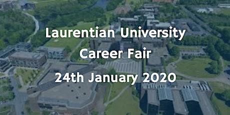 Laurentian University Career Fair tickets