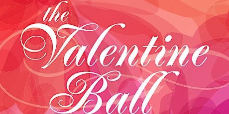 Valentines Ball tickets
