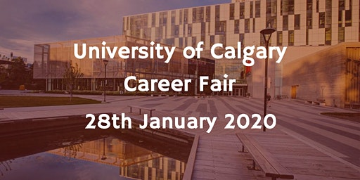 University of Calgary Career Fair