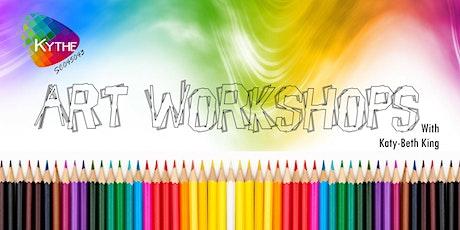 KYTHE Art Workshops (February) tickets