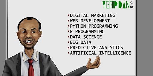 Full Digital Marketing Training in Ibadan Oyo State Nigeria.