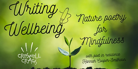 Writing Wellbeing: Nature Poetry for Mindfulness tickets