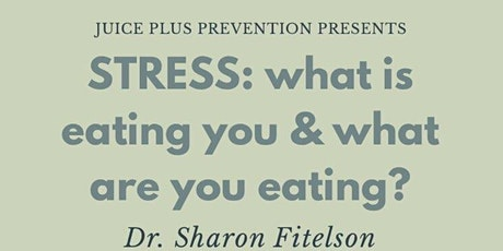 STRESS by Dr. Sharon Fitelson tickets