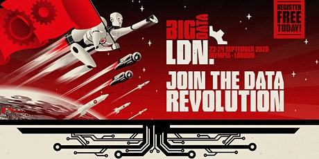 Big Data LDN 2020 tickets