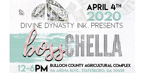 BossCHELLA Presented by Divine Dynasty Ink.