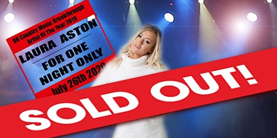 Laura Aston - For One Night Only