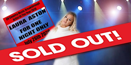 Laura Aston - For One Night Only tickets