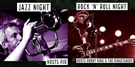 Thursday Night Jams: Jazz Night Host PJQ tickets