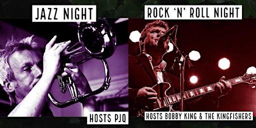 Thursday Night Jams: Jazz Night Host PJQ
