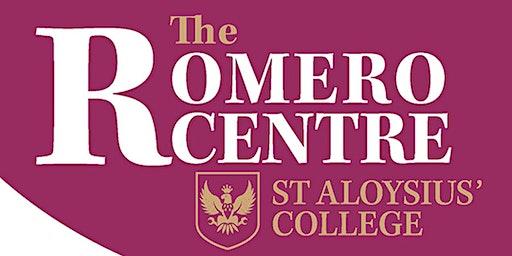 Julian Filochowski presents Romero and Rutilio– the rocky road to sainthood