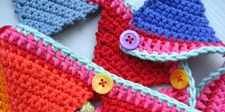 Learn to Crochet Bunting For Beginners - Packhouse tickets