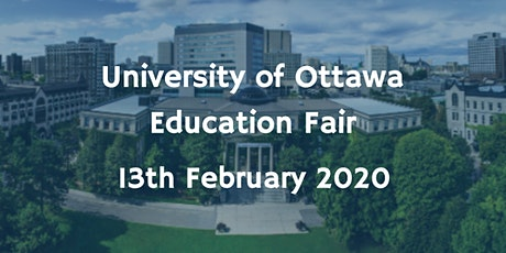 University of Ottawa (English) Education Fair tickets
