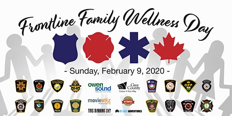 Frontline Family Wellness Day tickets