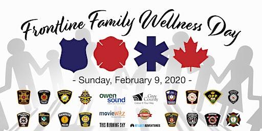 Frontline Family Wellness Day