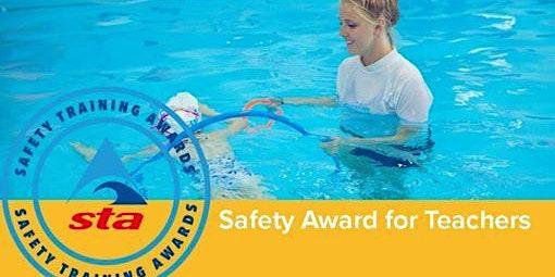 Safety Award for Teachers