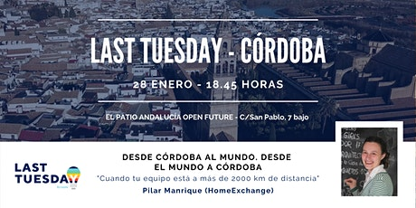 Last Tuesday - Córdoba #2 entradas