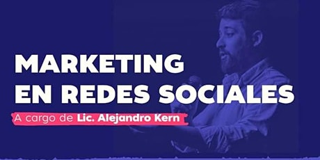 MARKETING EN REDES SOCIALES entradas