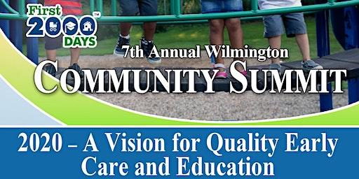 7th Annual First 2,000 Days Community Summit