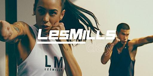 Les Mills Day Barcelona Febrero 2020