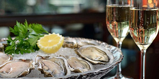 Valentine's Champagne & Oyster Tasting - The Wine Cellar King Street Townhouse