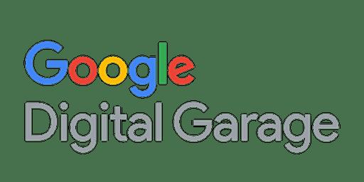 Google Digital Garage Training