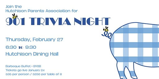 HPA Trivia Night in the 901