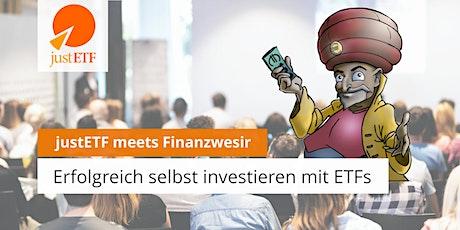 justETF meets Finanzwesir: Erfolgreich selbst investieren mit ETFs Tickets