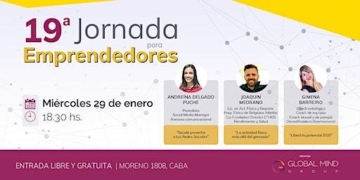 19° Jornada Para Emprendedores