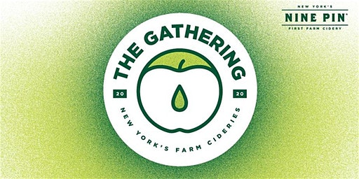 CT Bus Trip to The Gathering of NY Farm Cideries 2020