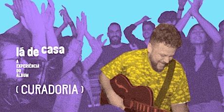 Marcos Almeida | Lá de Casa - A experiência do álbum  ingressos