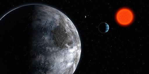 Thursday 12 March: Discover exoplanets