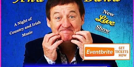 Declan Nerney tickets
