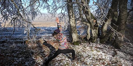 """Retraite Yoga en Lozère """"Garder sa vitalité en hiver"""""""