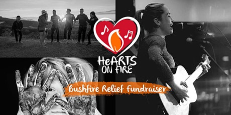 HeARTS on Fire tickets
